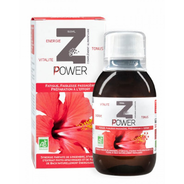 Z POWER bio en flacon de 150ml