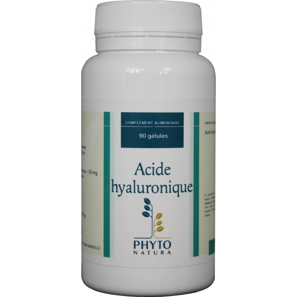 ACIDE HYALURONIQUE 90 gélules