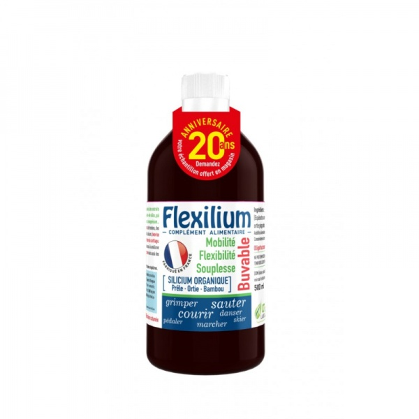 Flexilium buvable BIO 500 ml