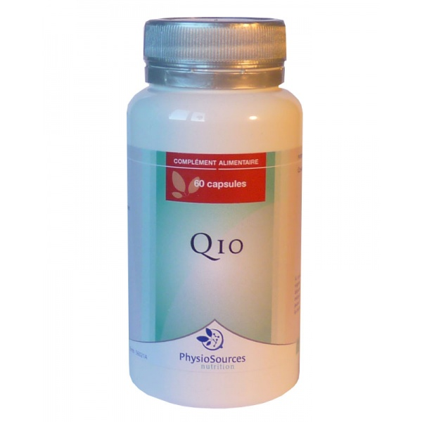 CO-ENZYME Q10 60 gélules